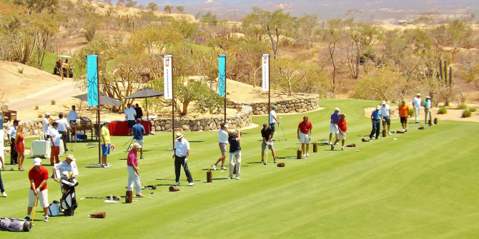 los cabos-developers-association annual golf tournament | Baja Traveler