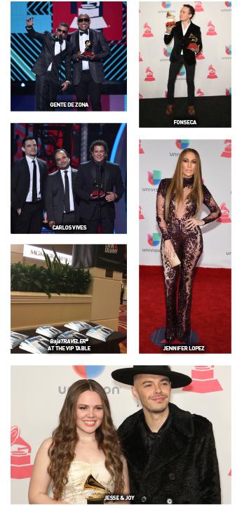 17th Annual Latin Grammy Awards