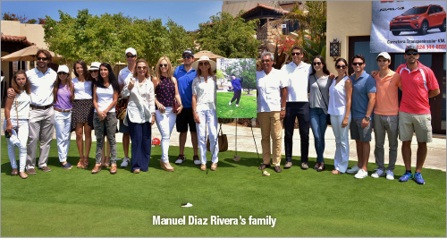 Los Cabos Developers' Association Annual Golf Tournament